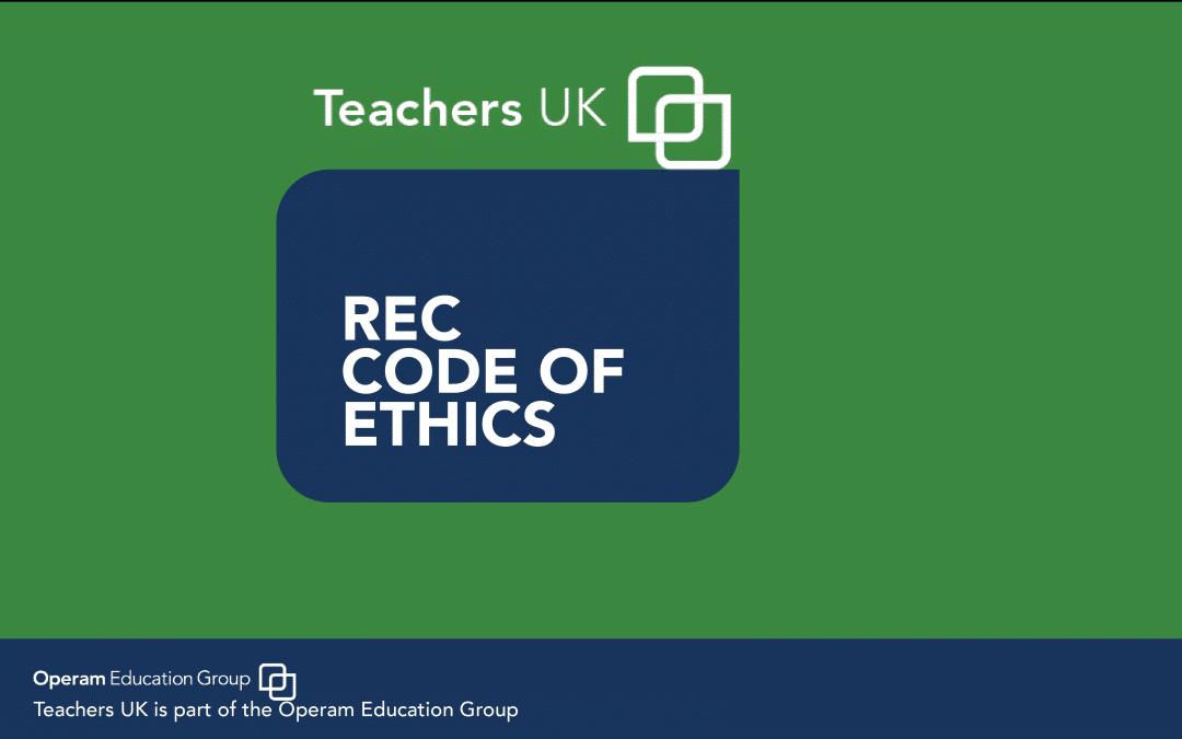 REC Code of Ethics