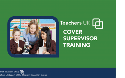 Cover Supervisor Training