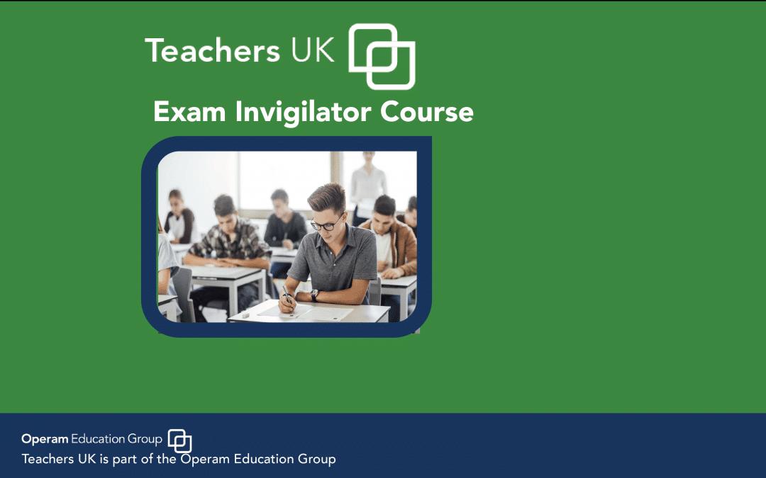 Exam Invigilator Course