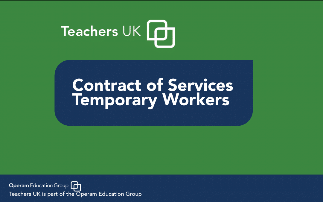 Contract for Services