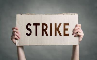 Strike planned
